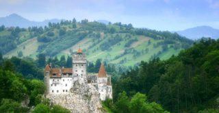 Bran Kasteel, Roemenië